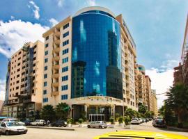 Elilly International Hotel, Addis Ababa