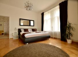 Beautiful Apartments in Prague, Praga
