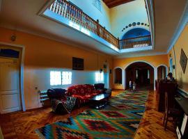 Hotel Isakhoja, Khiva
