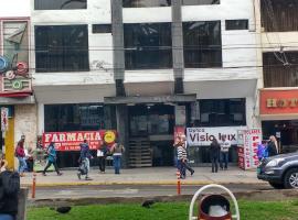 Hotel Zapata, Tacna