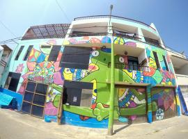 Frogs Chillhouse Hostel, Huanchaco