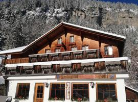 Hotel-Restaurant Waldrand, Lauterbrunnen