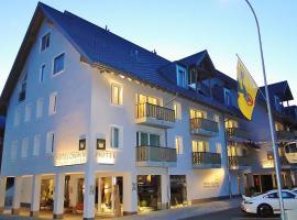 Hotel Crown, Andermatt