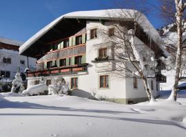 Haus Gamberg, Sankt Anton am Arlberg