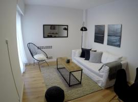 One Bedroom Cozy Modern apartment in Recoleta, Buenos Aires