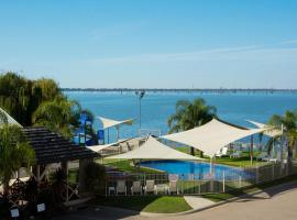 Lake Edge Resort, Mulwala