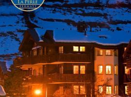 Hotel-Appartement La Perle, Zermatt