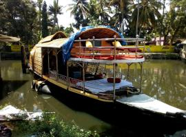 House boat tour, Alleppey