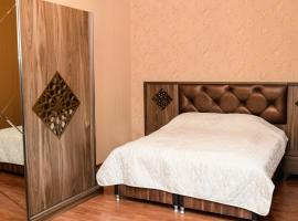 Apartments on Alikhanova 36/3, Karagandy
