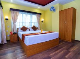 OYO 105 Hotel Travel Inn, Katmandú