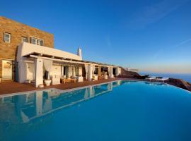 Villa Aegean Sundance, Miasto Mykonos