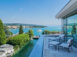 Penthouse lake Zurich, Zurych