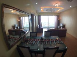 Abu Homestay @ 1Borneo Condominium Tower B, Kota Kinabalu