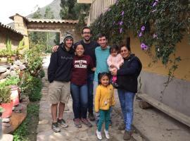 La Casa de Ana, Ollantaytambo