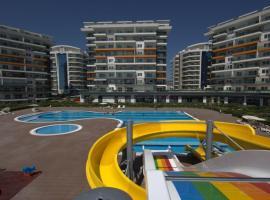 Luxury Siberland Residence, Avsallar