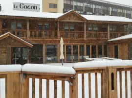 Le Cocon Des Neiges & Spa, Pra-Loup