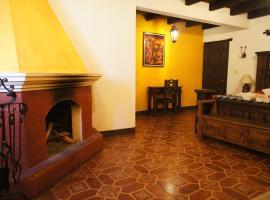 Hotel El Mirador, Santa Lucía Milpas Altas