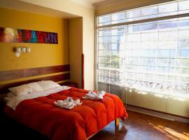 Pirwa Garcilaso Hostel, Cuzco