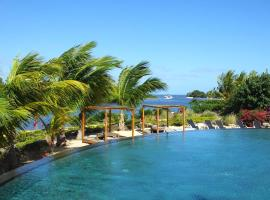 2 bedrooms charming apartment, West Island Resort, 黑河区