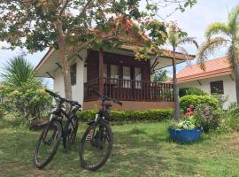 Plaifah Resort Ubon, Ban Sang Kung