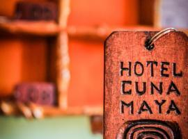 Hotel Cuna Maya, Copán