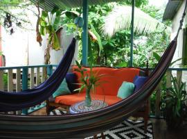 Panama's Paradise Saigoncito, Bocas del Toro Town