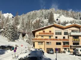 Osthang - Appartements, Sankt Anton am Arlberg