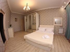 Трехкомнатные апартаменты в ЖК Тау Самал на Навои, Almaty