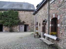 Gîte Ferme d'Ortie, Sainte-Ode