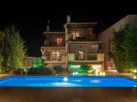 Aegina Villa Kalliopi, 爱琴娜岛