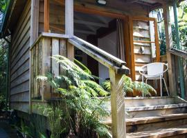 Hush Boutique Accommodation, Coromandel Town