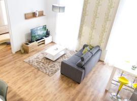 Luxury 2BR Apt by the Synagogue, 布达佩斯