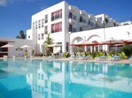 La Playa Hotel Club, Al-Hammamat