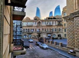 APARTMENT NEAR THE CASPİAN SEA, Баку