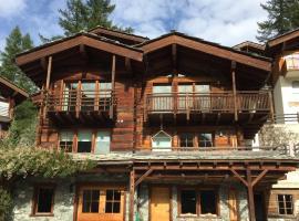 Chalet Conthey, Zermatt