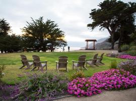 Ragged Point Inn, San Simeon