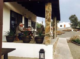 La Quinta Llave, Valle de Guadalupe