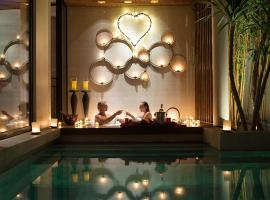 Berry Amour Romantic Villas, Seminyak