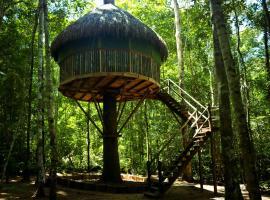Treehouses in the Jungle, Puerto Maldonado