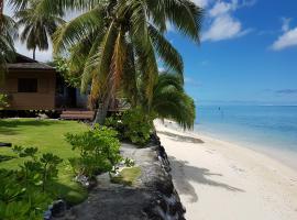 Villa Ylang Ylang by Tahiti Homes, Haapiti