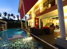 Chaman villa phuket, Чалонг