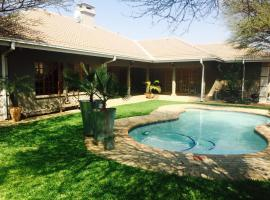 Blue Olive Bed & Breakfast, Gaborone