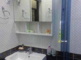 2 room apt. near CUM, Dushanbe