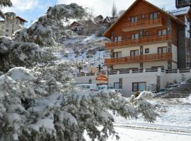 Hotel Chalet Valluga, Farellones