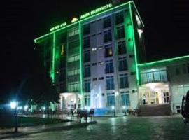Abebe Zeleke International Hotel, Sodo