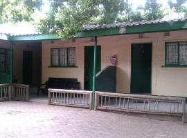 Kazungula Guest House, Kasane