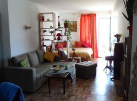 Studio apartment close to AUA, Yerevan
