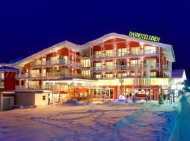 Das Hotel Eden, Seefeld in Tirol