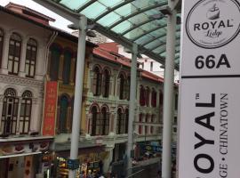 Royal Lodge @ Pagoda Street, Singapur
