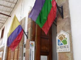 La Provincia Casa Hospedaje, San Gil